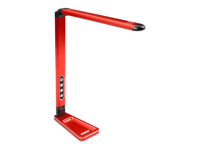 Corally stolní lampa LED Pit Light červená C-16310