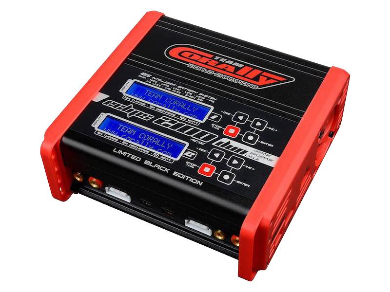 Corally nabíjač Eclips 2100 Dual LE 100W AC/DC