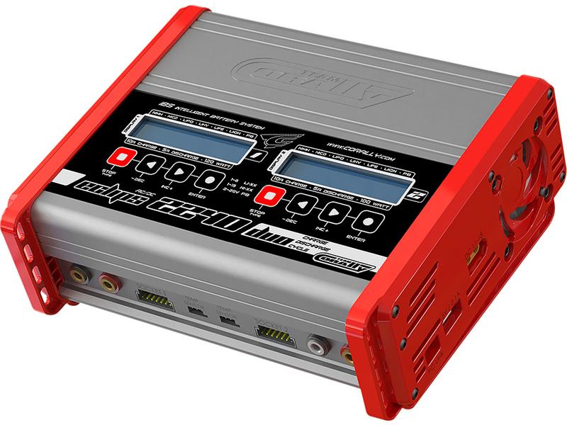 Corally nabíječ Eclips 2240 Dual 240W AC/DC C-48490