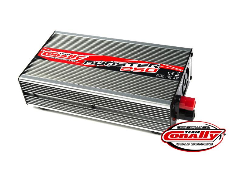 Corally síťový zdroj Booster 250 100-240V / 15V 16.5A C-48510