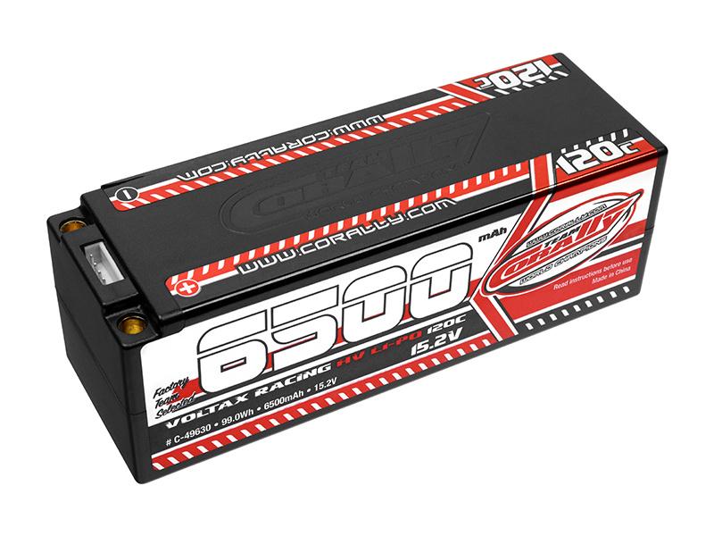 Corally LiPo HV Voltax 15.2V 6500mAh 120C EFRA