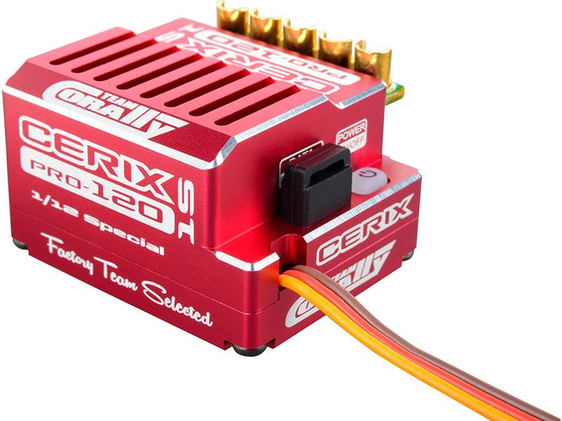 Corally regulátor Car Cerix Pro 120 1S C-53001