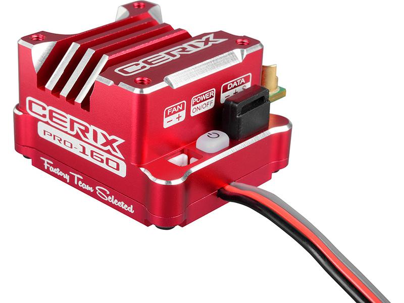 Corally regulátor Car Cerix Pro 160 2-3S C-53003