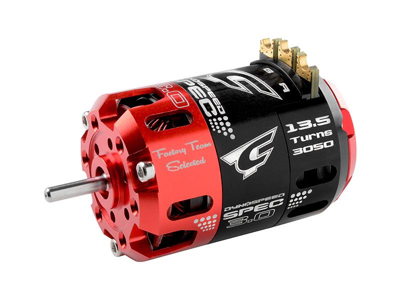 Corally motor Dynospeed SPEC 1:10 2P 13.5T 3050kV C-61101