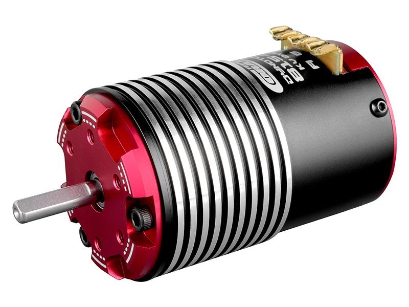 Corally motor Dynotorq 815 1:8 4P 2150kV C-61201