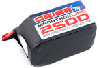 Team Orion LiPol Marathon 2500mAh 7.4V Hump