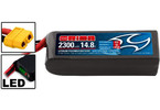 Team Orion LiPol Racing-D 2300mAh 14.8V 55C XT60