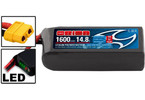 Team Orion LiPol Racing-D 1600mAh 14.8V 75C XT60