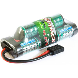 Team Orion NiMH Rocket 9.6V 3300mAh Hump Traxxas
