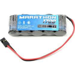 Team Orion NiMH Marathon 6.0V 1700mAh Rx JR