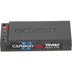 Team Orion LiPol Carbon Pro 3000mAh 7.4C 90C Tubes
