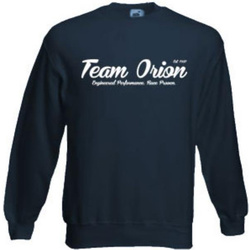 Team Orion Old School Mikina XXL