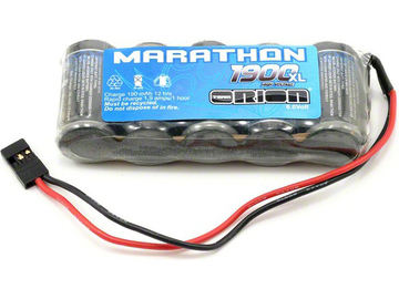 Team Orion NiMH Marathon XL 6.0V 1900mAh Rx JR / ORI12252