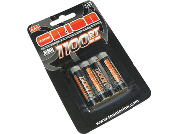 Team Orion NiMH AAA 1100mAh RT (4) / ORI13201