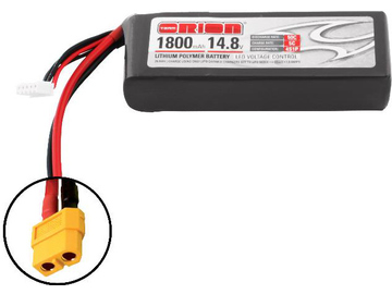 Team Orion LiPol 1800mAh 4S 14.8V 50C XT60 LED / ORI60155