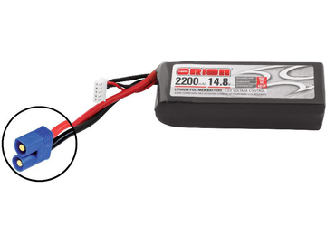 Team Orion LiPol 2200mAh 4S 14.8V 50C EC3 LED / ORI60161