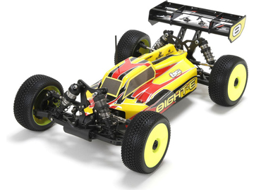 Losi 8ight-E Buggy 1:8 4WD AVC RTR / LOS04003C
