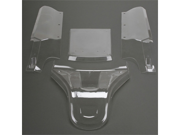 DBXL 1:5: Body Panels, Clear, Complete / LOS350000