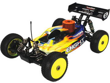 Losi 8ight 2.0 1:8 4WD Buggy Race Roller ARR / LOSA0804