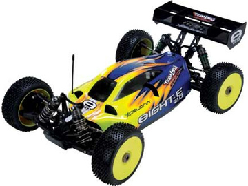 Losi 8ight E 2.0 1:8 4WD Buggy Race Roller bez ele / LOSA0807