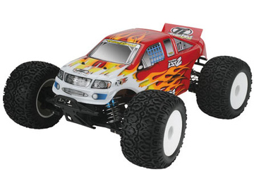 Losi LST2 Monster Truck 4WD RTR DX3.0 / LOSB0015G