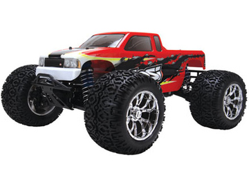 Losi LST-XXL Monster Truck 4WD RTR DX3S / LOSB0016