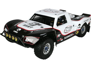 Losi 5IVE-T 1:5 4WD Off-Road Bind & Drive bílý / LOSB0019WHTBD