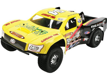 Losi Stronghold XXX-SCT 1:10 RTR / LOSB0109