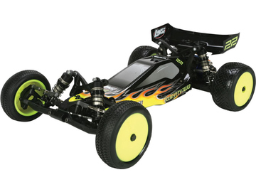 Losi 22 1:10 2WD Race Buggy RTR / LOSB0122