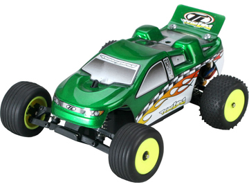 Losi Micro-T Stadium Truck 1:36 RTR zelený / LOSB0230T3
