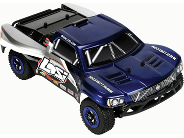 Losi Micro-Short Course Truck BL 1:24 4WD 2.4G RTR / LOSB0242I
