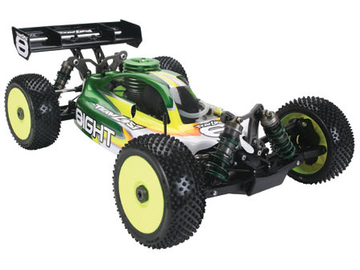 Losi 8ight 1:8 4WD Competition Buggy Kit / LOSK0800