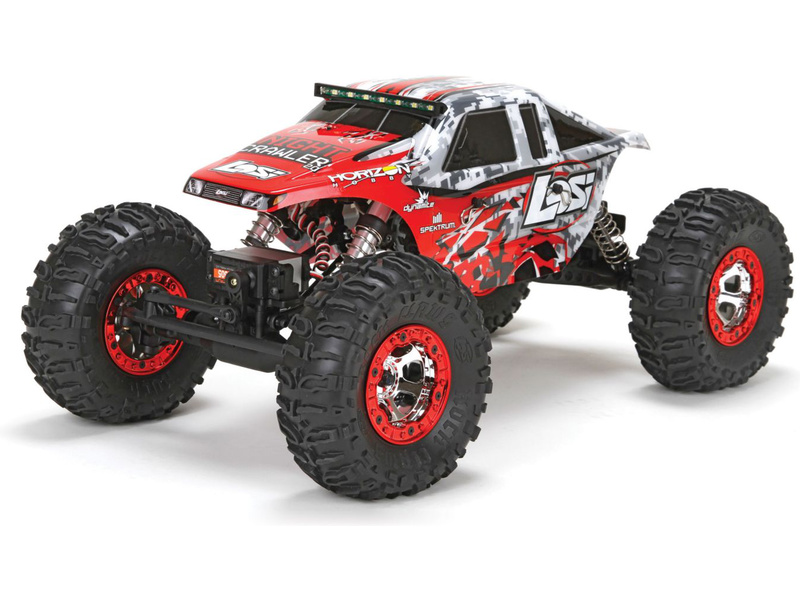 Losi Night Crawler 2.0 1:10 4WD RTR LOS03004I