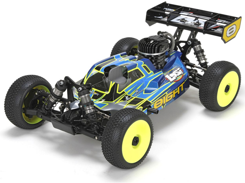 losi 8ight buggy 1 8 4wd avc benz n rtr los04000c astra. Black Bedroom Furniture Sets. Home Design Ideas