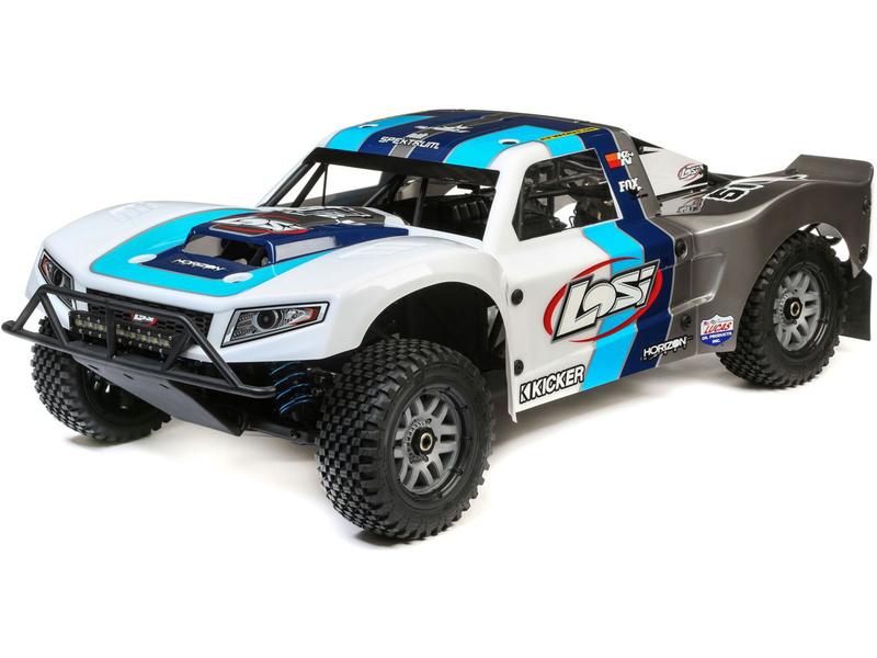 Losi 5ive-T 2.0 1:5 4WD SCT BND modrá