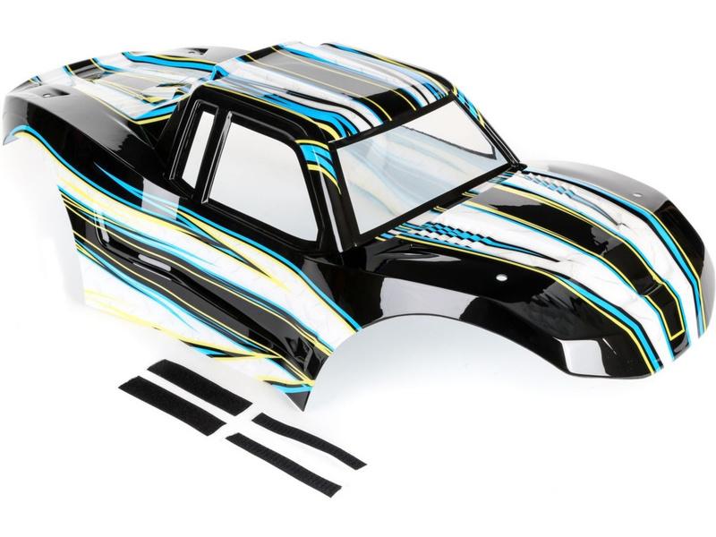 MTXL: Karosérie nabarvená černá LOS250013