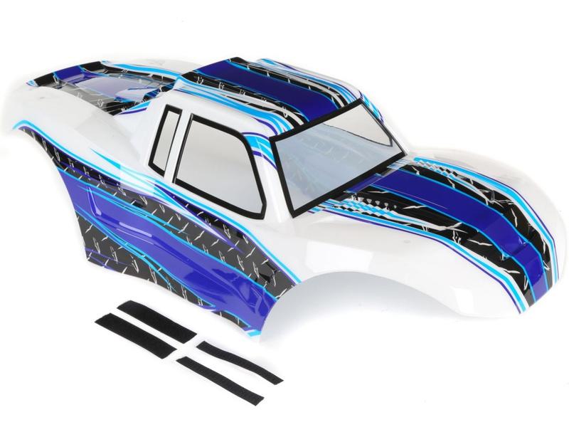 MTXL: Karosérie nabarvená bílá LOS250014