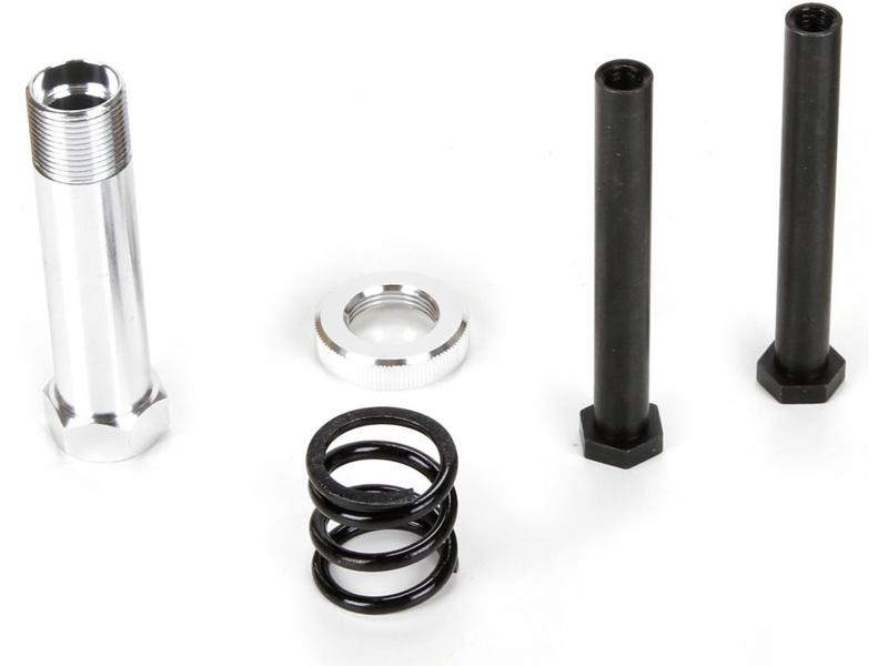 MTXL: Sada řízení, sloupky, trubičky, pružiny LOS251044