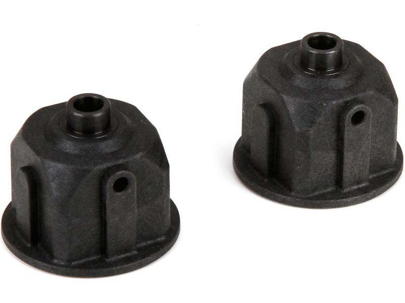 DBXL 1:5: Krabička diferenciálu přední/zadní (2) LOS252010