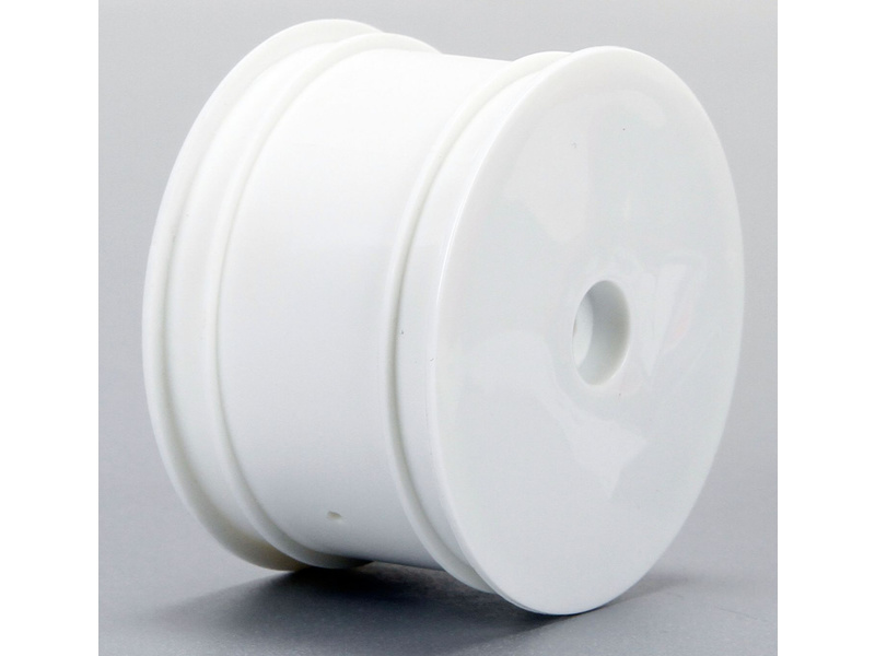 Mini 8T: Disky kol přední/zadní bílé (4) LOS41003