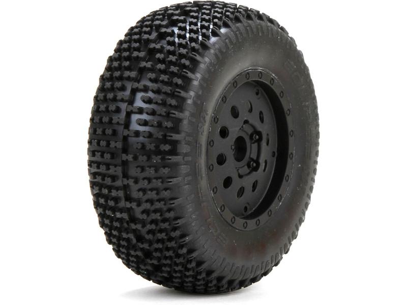 XXX-SCT: Kola s pneu kompletní Eclipse přední (2) LOS43004