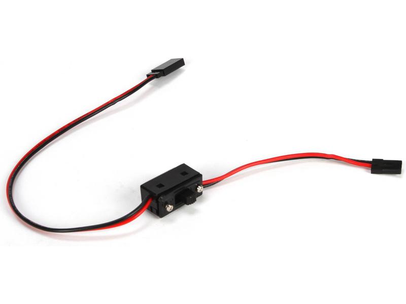 5IVE-T: Vypínač se zlacenými konektory