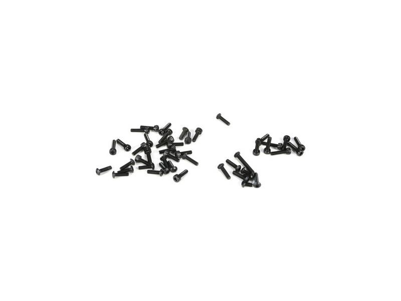 5TT: Sada šroubů M3 (38) LOSB6451