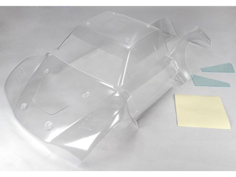 5T: Kompletní karosérie nenabarvená LOSB8105