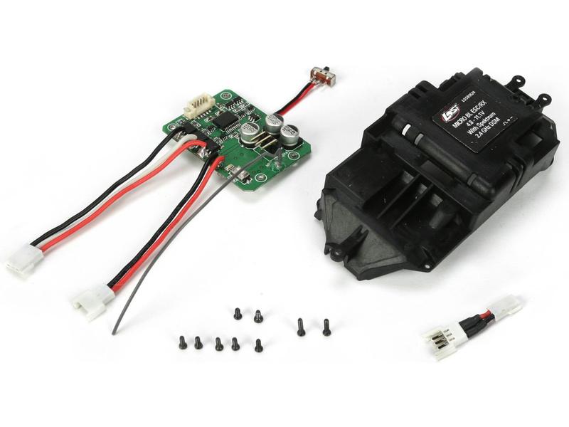 Micro 2.4GHz Conversion Combo