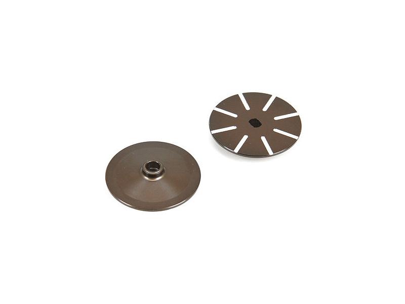 TLR 22/XXX: Lamela disku třecí spojky se zářezy (2) TLR232027