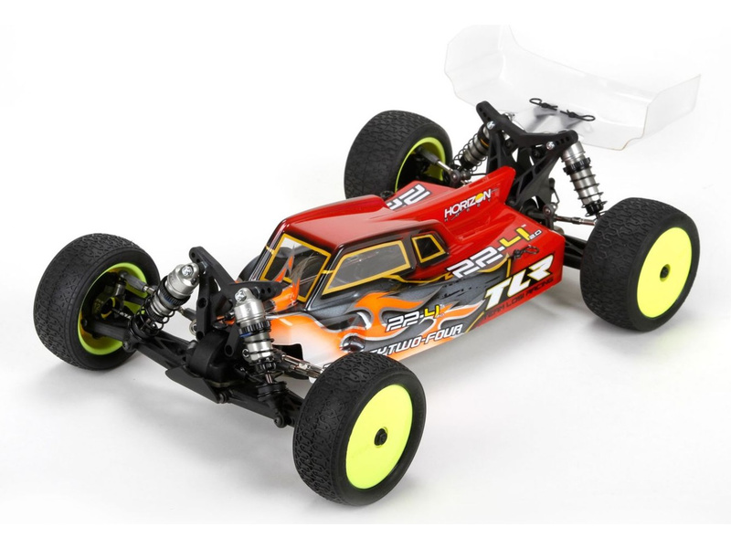 TLR 22-4 2.0 1:10 4WD Race Buggy Kit TLR03007