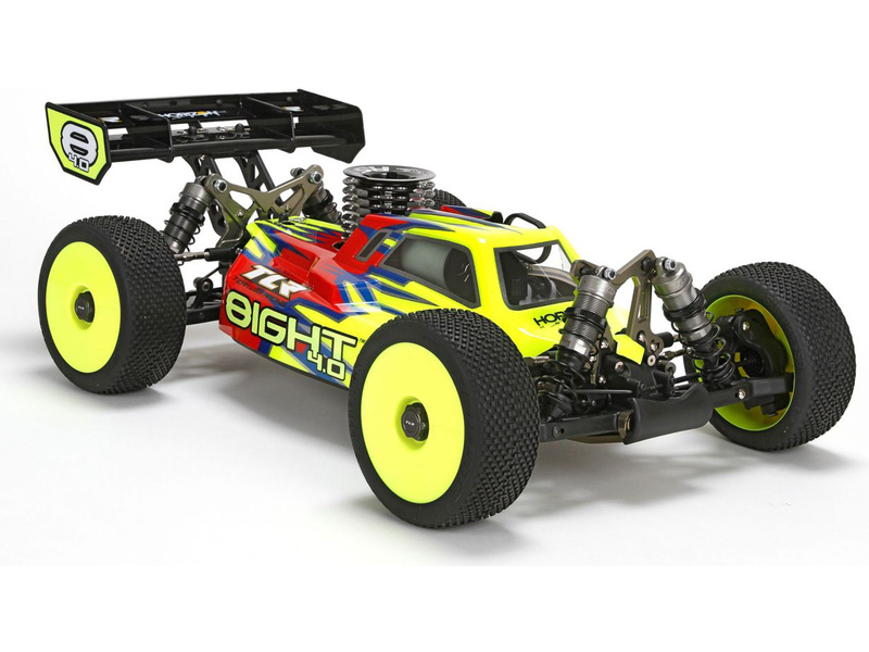 TLR 8ight Buggy 1:8 4.0 Race Kit TLR04003