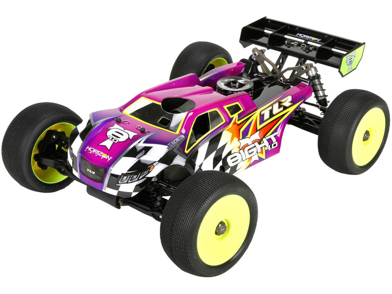 TRL 8ight-T Truggy 1:8 4.0 Race Kit TLR04005