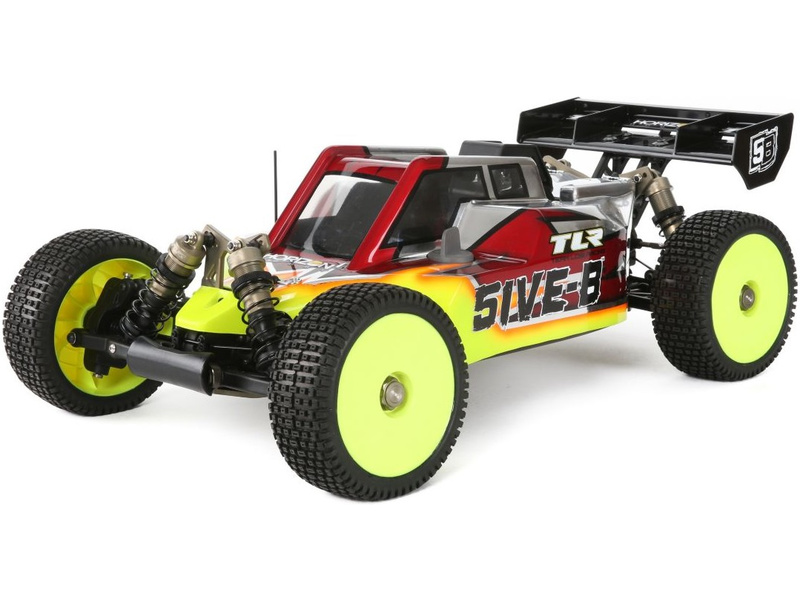 TLR 5IVE-B Buggy 1:5 4WD Race Kit
